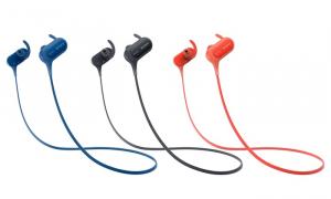 Tai nghe Bluetooth không dây có đai vòng quanh cổ MDR-XB50BS