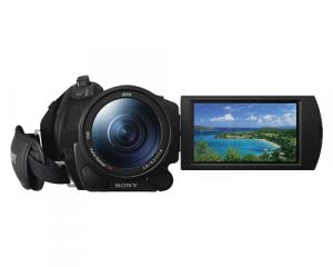 Máy quay phim 4K Sony FDR-AX700