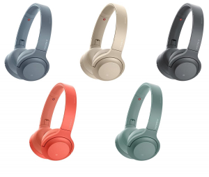 Tai nghe bluetooth Hi-res Sony WH-H800