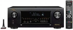 Ampli Denon AVR-X4200W