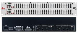 Thiết bị xử lý tín hiệu Equalizer 231S