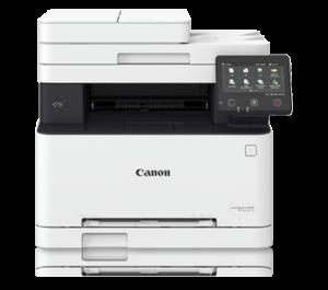 Máy in Laser màu Đa chức năng Canon MF 635Cx (In đảo mặt, scan, Copy, Fax, Network, Wifi)