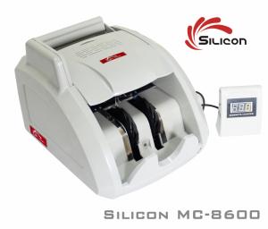 Máy đếm tiền Silicon MC-8600